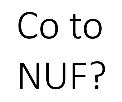NUF Norwegia